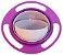 Prato Mágico Giratório 360 graus para Bebês e Crianças - Lilás - Imagem 3