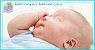 Almofada com Cinta Térmica de Ervas Naturais para Alívio das Cólicas e Gases Chevron Azul - Bebê sem Cólica - Imagem 5
