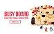 Busy Board Casinha - Painel de Atividades para Bebês - Baby & Me - Imagem 2
