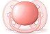 Chupeta Ortodôntica Ultra Soft (Escudo Flexível) 6-18 Meses com 2 Unidades Menina - Philips Avent - Imagem 2