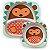 Conjunto de Pratos  ZOO Porco Espinho - Skip Hop - Imagem 1