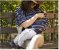 Capa Multifuncional para Mamãe e Bebê Tom - Penka Cover - Imagem 4
