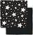 Almofada para Carrinho com Espuma de Viscoelástico Comfi-Cush Stars - Clingo - Imagem 3