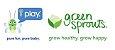 Cueca de Treinamento para Desfralde Listrada Azul - Green Sprouts - Imagem 3