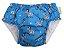 Sunguinha de Banho com Fralda Embutida FPS 50+ Zebrinha Azul - Ecoeplay - Imagem 1