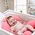 Almofada de Banho para Bebê Rosa Pequena - Baby Pil - Imagem 5