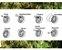 Hidropistola de Esguicho com 8 modos para Mangueira YM7202 Merax - Imagem 6