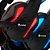 Headset Gamer Thoth Led Vermelho P2 EG305RD Evolut - Imagem 2