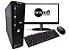"""Itautec Pentium D com 2GB de Memória e HD 80GB + Monitor 15"""", teclado e mouse - Imagem 1"""
