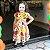 Vestido Juliane Floral com Poá  - Imagem 1