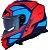 Capacete LS2 FF800 Storm Faster Azul/Laranja Fluo - Imagem 1
