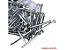 Prego de Aço 10x10 Com Cabeça - 20 Unidades - Imagem 2