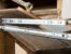 Corrediça Telescópica 450 mm Reforçada para Gavetas - Imagem 1