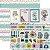 Papel Reunião na Cozinha (Coleção o Que Me Faz Feliz) - Pacote com 15 Unidades - Imagem 1
