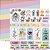 Papel Família Unida (Coleção o Que Me Faz Feliz) - Pacote com 15 Unidades - Imagem 1