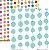 Papel Unidas (Coleção Basiquinha Color) - Pacote com 15 Unidades - Imagem 1