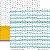 Papel Triangulinho (Coleção Basiquinha Colors) - Pacote com 15 Unidades - Imagem 1
