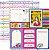 Papel Caminhos Escritos (Coleção Todos os Sonhos do Mundo) - Pacote com 15 Unidades - Imagem 1
