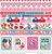 Papel Encaixe Perfeito (Coleção Amor e Ponto) - Pacote com 15 Unidades - Imagem 1