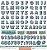 Papel Alfabeto (Coleção Vocês, Pra Sempre) - Pacote com 15 Unidades - Imagem 1