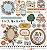 Papel Onde Tem Amor, Tem Família (Coleção Vocês, Pra Sempre) - Pacote com 15 Unidades - Imagem 1