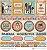 Papel Os Meus (Coleção Vocês, Pra Sempre) - Pacote com 15 Unidades - Imagem 1