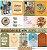 Papel Amor de Vô (Coleção Vocês, Pra Sempre) - Pacote com 15 Unidades - Imagem 1