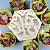 Molde de silicone Tema Animais do Bosque/Floresta raposa, coelho, folha, abobora, pássaro, coruja - Imagem 2