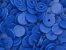 Botão Ritas, Tamanho 12mm, Pacote com 50 unidades, Cor Azul Royal - Imagem 2
