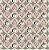Tecido Corações Perfumados digitais 100% algodão - Imagem 1
