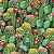 Tecido Siclet digital 100% algodão - Imagem 1