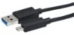 Cabo Turbo USB/Micro USB V8 3.0A 2 Metros X-Cell XC-CD-14 - Imagem 1