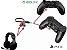 Fone Headset Gamer RGB Rainbow Holt Preto Fortrek P2 + Adapt P3 - Imagem 7