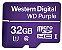 Cartão de Memoria 32GB Micro SD Intelbras Western Digital WD Purple 16TBW - Ideal para Cameras de Segurança e Camera Veicular - Imagem 4