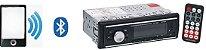 RADIO AUTOMOTIVO BLUETOOTH KNUP KP-C18BH - Imagem 1