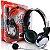 fone de ouvido com microfone para PC (computador e Notebook) Headphone HW -301 - Imagem 2