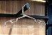 Cabide Infantil Cristal para Loja | Kit com 50 - Imagem 2