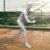 Jogador de Tênis | Manequim Esportivo Polietileno Branco Fosco - Linha Sportive Padrão - Imagem 2