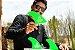 Triquilhas SH2 - Soul Fins Honeycomb Padrão FCS Grande Verde - Imagem 3