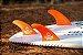 Triquilhas SX1 - Soul Fins Honeycomb Padrão Future Médio Azul - Imagem 3