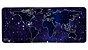 Mouse Pad Gamer - Mapa Mundi - Imagem 1
