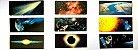 Coleção Completa Viagem Espacial - Álbum + 30 Cards - Imagem 7