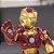 Boneco Homem de Ferro Super Hero Marvel Iron Man - Imagem 6