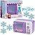 Microondas Frozen Com Luz E Som Disney Original - Imagem 4