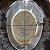 Prótese Capilar Parcial Híbrida Australia (12,5 x 17,5 cm) 0,06mm #1A Castanho Escuro Intenso + Curso de Auto Manutenção Grátis - Imagem 6