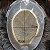 Prótese Capilar Parcial Híbrida Australia (12,5 x 17,5 cm) 0,06mm #1A Castanho Escuro Intenso + Curso de Auto Manutenção Grátis - Imagem 5