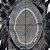 Prótese Capilar Parcial Híbrida Australia (15 x 20cm) 0,06mm #1B Castanho Escuro + Curso de Auto Manutenção Grátis - Imagem 3