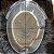 Prótese Capilar Parcial Híbrida Australia (17,5 x 22,5 cm) 0,06mm #1A Castanho Escuro Intenso + Curso de Auto Manutenção Grátis - Imagem 5