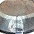Prótese Capilar Parcial Híbrida Australia (17,5 x 22,5 cm) 0,06mm #1A Castanho Escuro Intenso + Curso de Auto Manutenção Grátis - Imagem 7