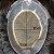 Prótese Capilar Parcial Híbrida Australia (17,5 x 22,5 cm) 0,06mm #1A Castanho Escuro Intenso + Curso de Auto Manutenção Grátis - Imagem 6